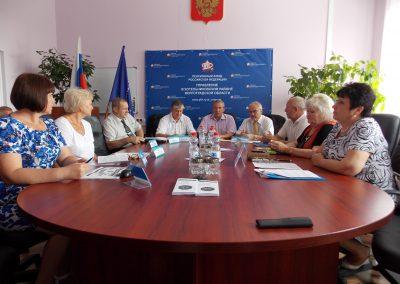 Семинар в Котельниково