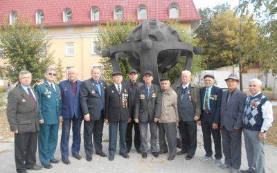62-я годовщина «маяковцев»