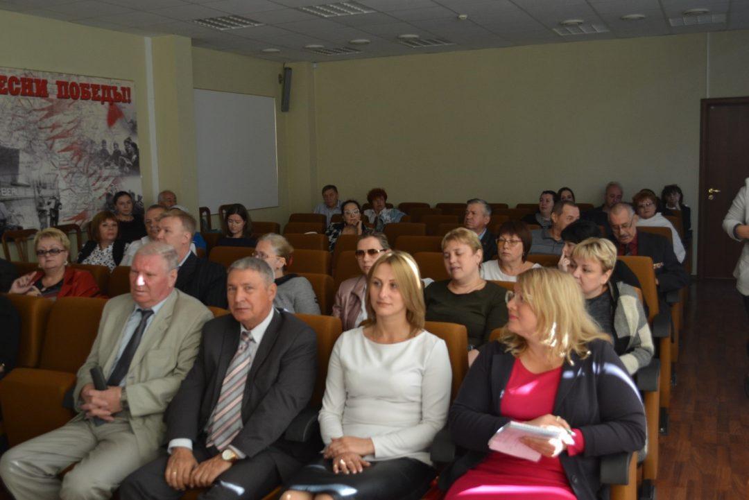 Фото В зале – во время слушаний