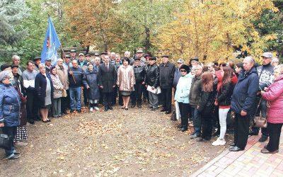 Акция Памяти в Михайловке