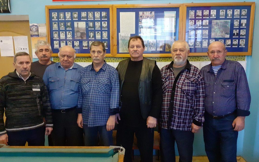 Фото 24 ноября Котовскому районному отделению ВОООСЧ исполнилось 29 лет