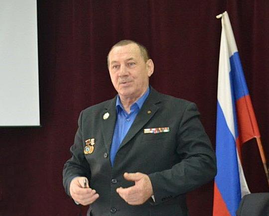 Уважаемые мои коллеги по общественной работе, члены нашей чернобыльской организации, дорогие друзья!