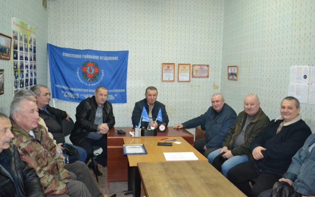 Под председательством Михалыча