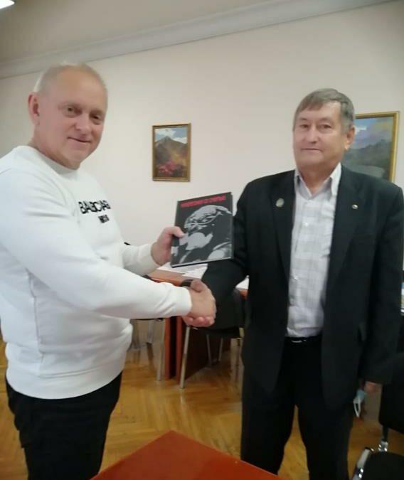 Чернобыльцев принял глава Волжского